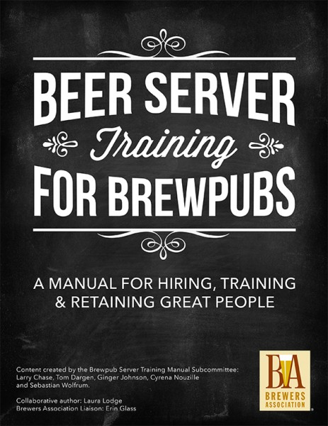 beer server training